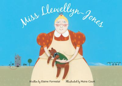 Link to Catalogue record for Miss Llewellyn-Jones