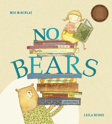 Cover Image for No Bears