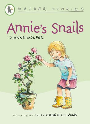 Book cover for Annie's Snails