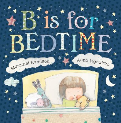 Cover Image for B is for bedtime