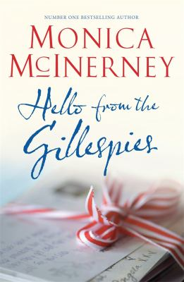 Book cover for Hello from the Gillespies