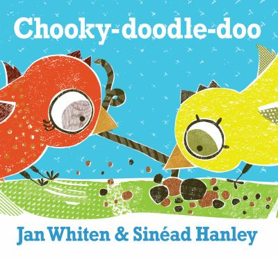 Book cover for Chooky-doodle-do