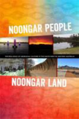Book cover for Noongar People, Noongar Land by Kingsley Palmer