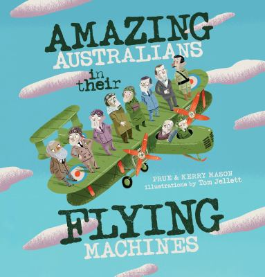 Cover Image for Amazing Animals and their Flying Machines