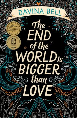 Link to Catalogue record for The End of the World is Bigger than Love