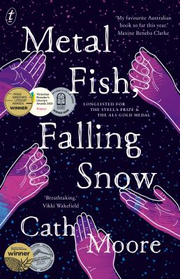 Link to Catalogue record for Metal Fish, Falling Snow