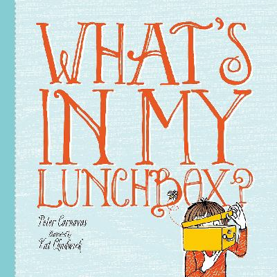 Book cover for What's in my lunchbox?