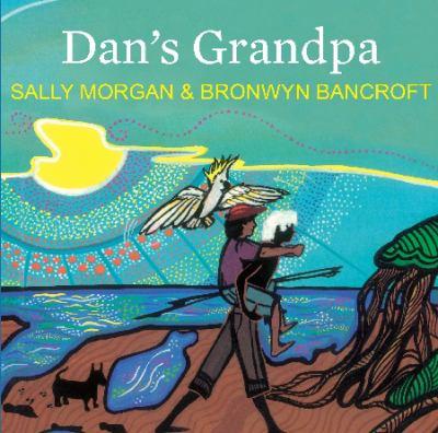 Book cover for Dan's Grandpa