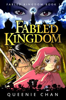 Book cover for Fabled Kingdom Book 1