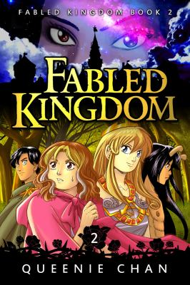 Book cover for Fabled Kingdom Book 2