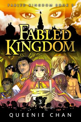 Book cover for Fabled Kingdom Book 3
