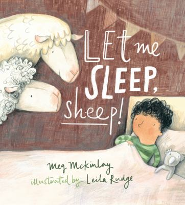 Link to Catalogue record for Let Me Sleep, Sheep!