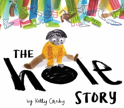 Book cover for The Hole Story