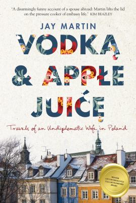 Book cover for Vodka and Apple Juice