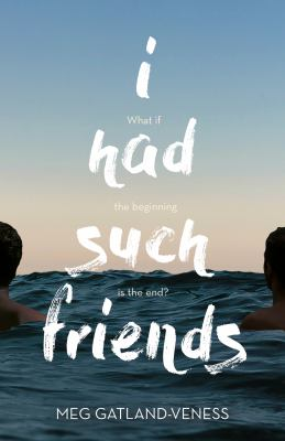 Cover Image for I Had Such Friends