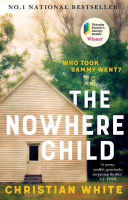 Book cover of The Nowhere Child