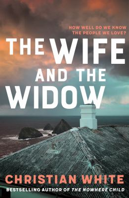Book cover of The Wife and the Widow