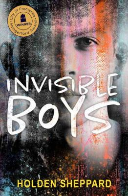Book cover for Invisible Boys