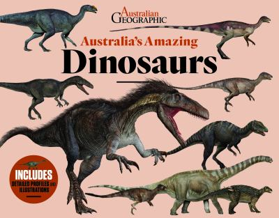 Link to Catalogue record for Australia's Amazing Dinosaurs