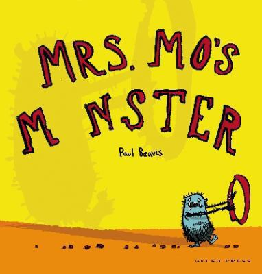 Cover Image for Mrs Mo's Monster