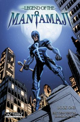 Legend of the Mantamaji. Vol. 01