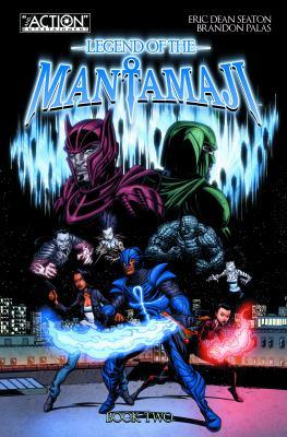 Legend of the Mantamaji. Vol. 02