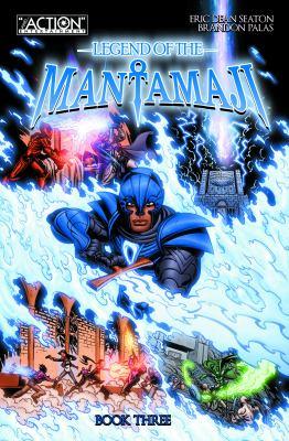 Legend of the Mantamaji. Vol. 03