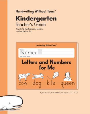 Kindergarten Teacher's Guide