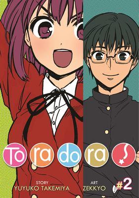 Toradora! Vol. 02