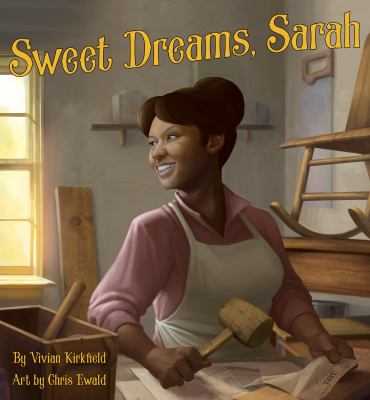 Sweet dreams, Sarah: from slavery to inventor