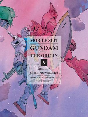 Mobile suit Gundam: The origin. X, Solomon