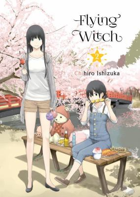 Flying witch. Vol. 02