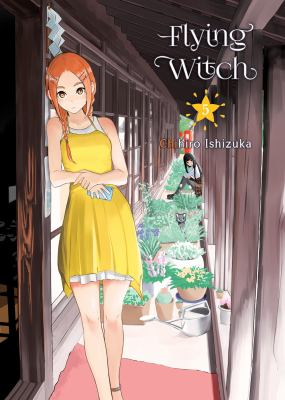 Flying witch. 5