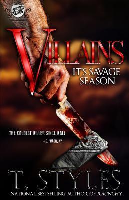 Villains :  It's Savage Season