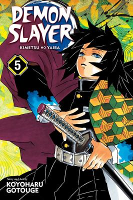 Demon slayer. 5, To hell
