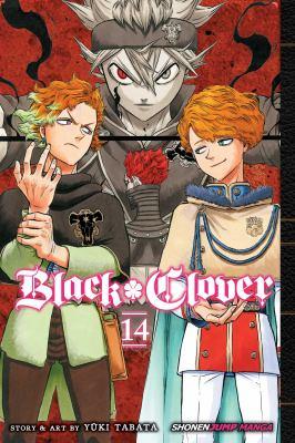 Black Clover. 14, Gold and Black Sparks