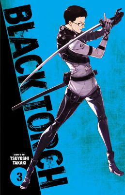 Black Torch. 3