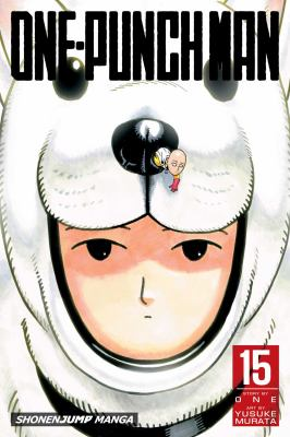 One-punch Man. 15