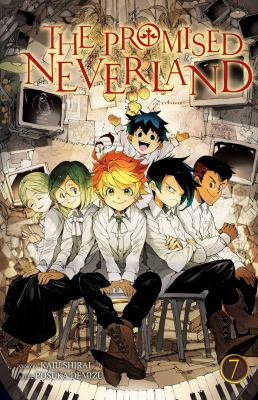 The promised neverland. Volume 7, Decision.