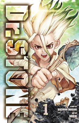 Dr. Stone. 1, Stone world