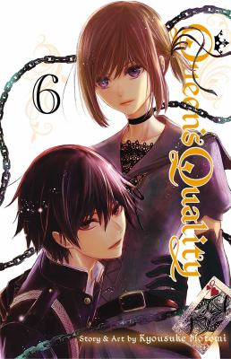 Queen's quality :  Shojo Beat Edition 6