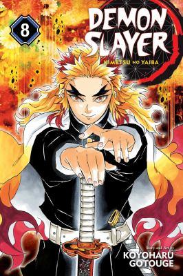 Demon slayer. 8, The strength of the Hashira