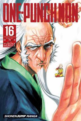 One-punch Man. Vol. 16