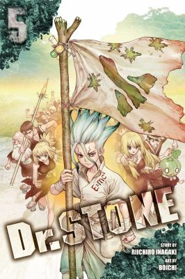 Dr. Stone. Vol. 05, Tale for the ages