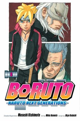 Boruto :  Naruto next generations. Volume 6, Karma