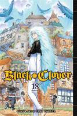Black clover. 18, The black bulls charge