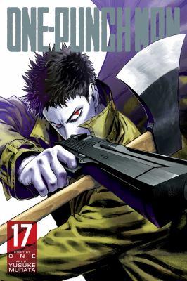 One-punch Man. Volume 17
