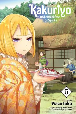 Kakuriyo, bed & breakfast for spirits