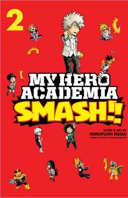 My hero academia smash!! :  Shonen Jump Manga Edition Volume 2