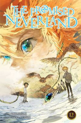 The promised Neverland. 12, Starting sound
